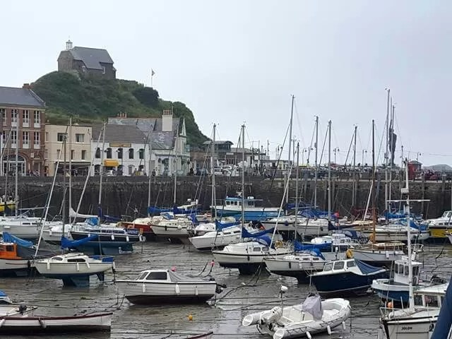 harbour at ilfracombe