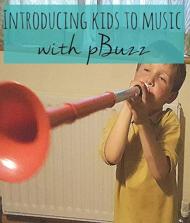 introducing kids to music with pbuzz - Bubbablue and me