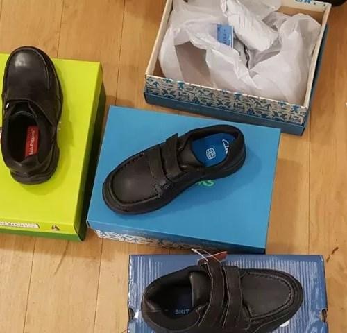 school shoes shortlist