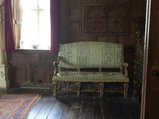 seat at Chasleton House