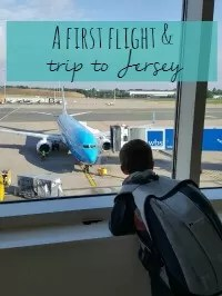 first flight to jersey