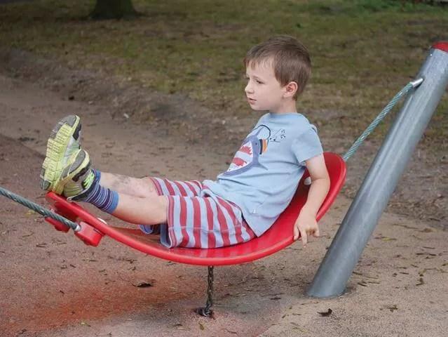 play area hammock