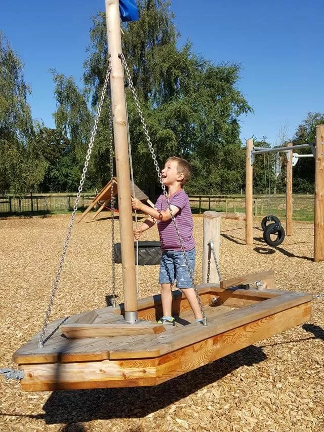 sailing-boat-on-the-playground-at-odds-farm-park