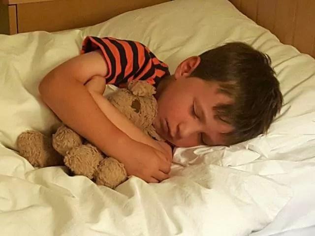 sleeping at merton hotel jorsery