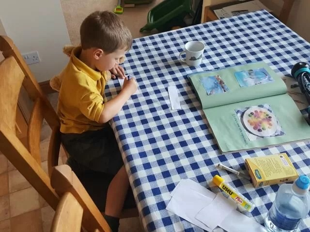 writing-for-his-holiday-scrapbook