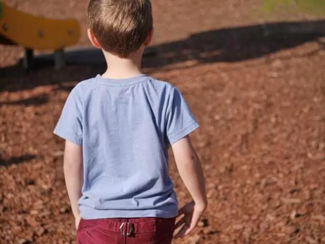hands in pockets boy