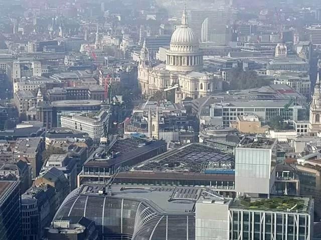 st-pauls-london-from-sky-garden