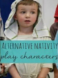 alternative nativity plays
