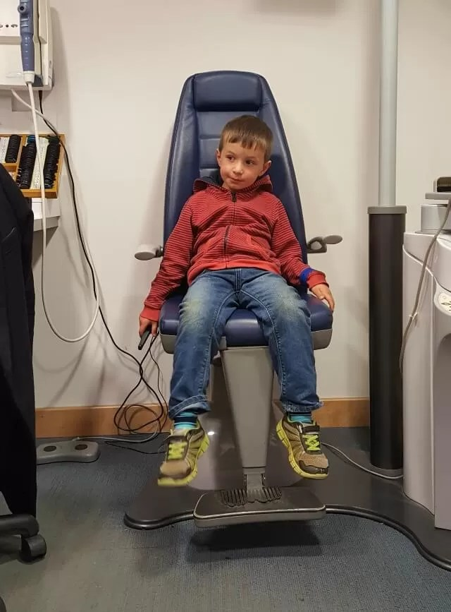 first-eye-test-in-the-chair