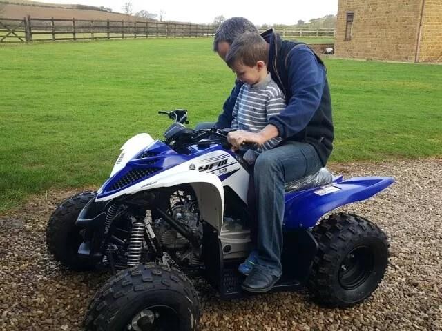 new quad bike for kids