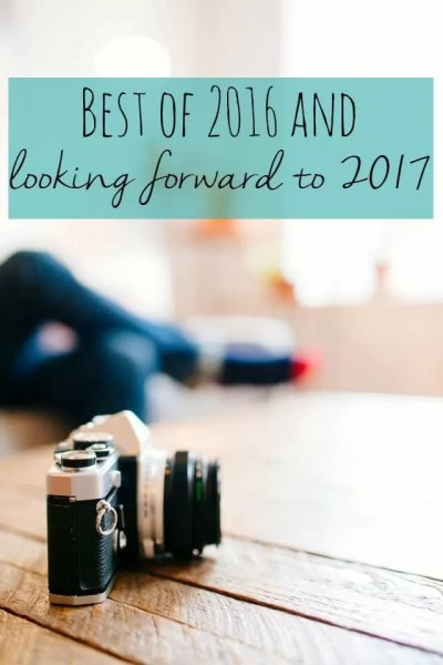 Best of 2016 and looking forward to 2017 - Bubbablue and me