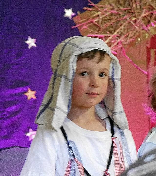 Morris dancing shepherd costume