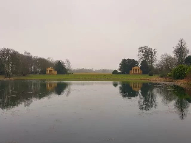 templates across the lake at Stowe