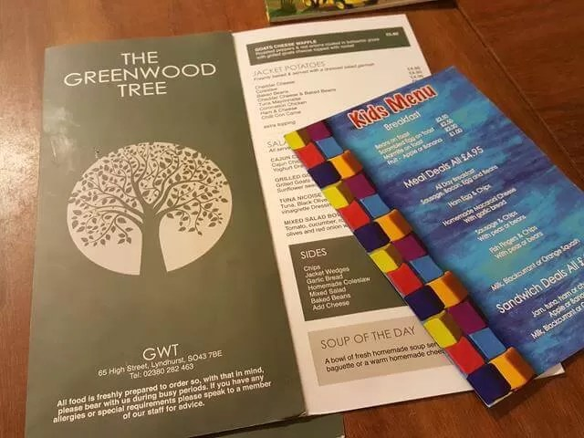 Greenwood cafe