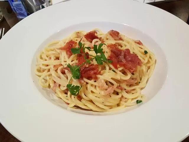 Prezzo spaghetti carbonara