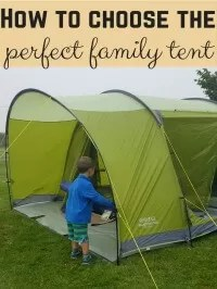 buy a family tent