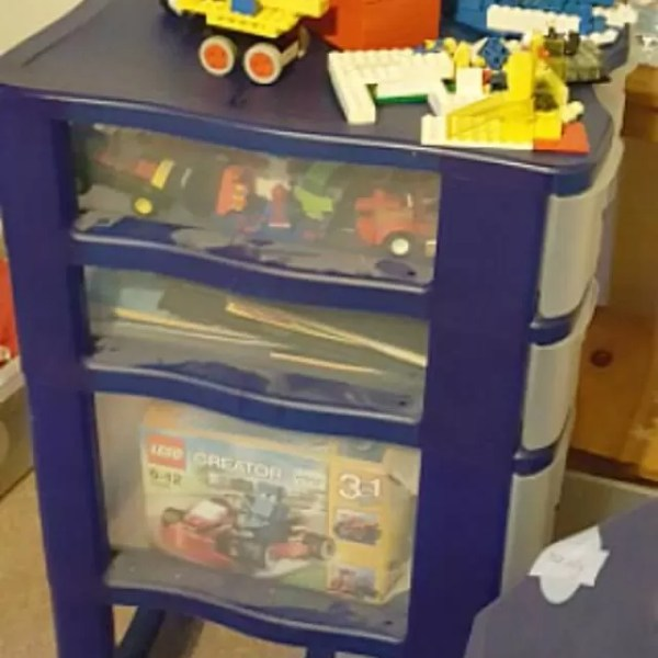 41+ no-brainer Lego storage ideas