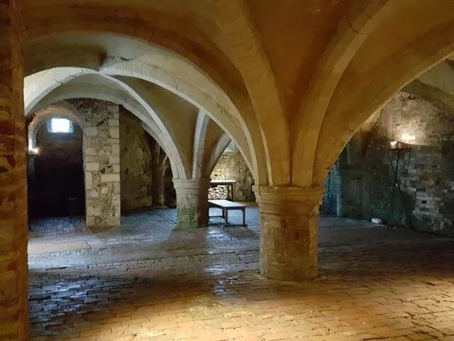 cellarium propry at Mottisfont
