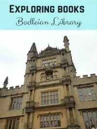 boedleian library tour
