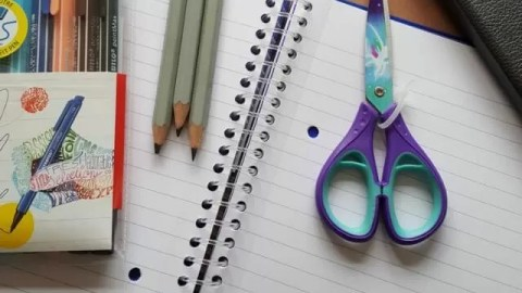Magic of stationery for National Stationery Week - Bubbablue and me