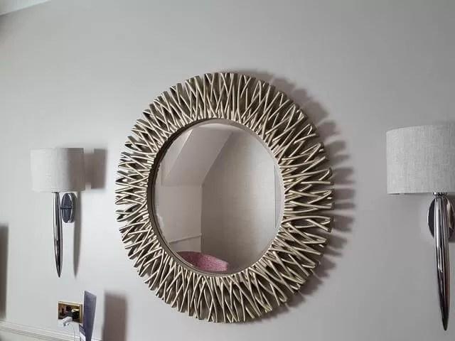 dunston hall mirror