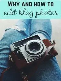 edit blog photos