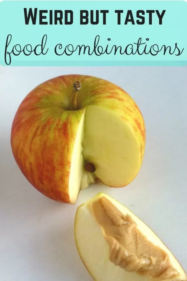 Weird food combinations that taste great - Bubbablue and me