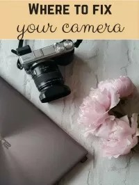 where to fix your camera