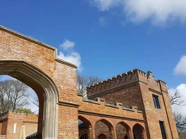 felbrigg hall against the sky