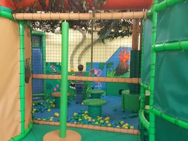 softplay at amazonia