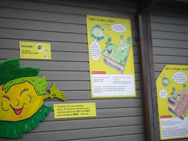 sustainability at Ryton Pools