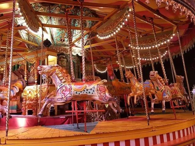 thursford carousel