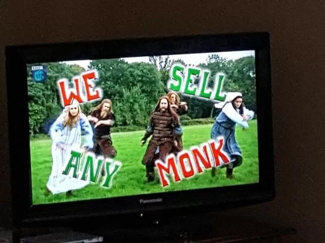 Horrible histories tv show