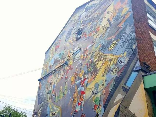 street art in chester