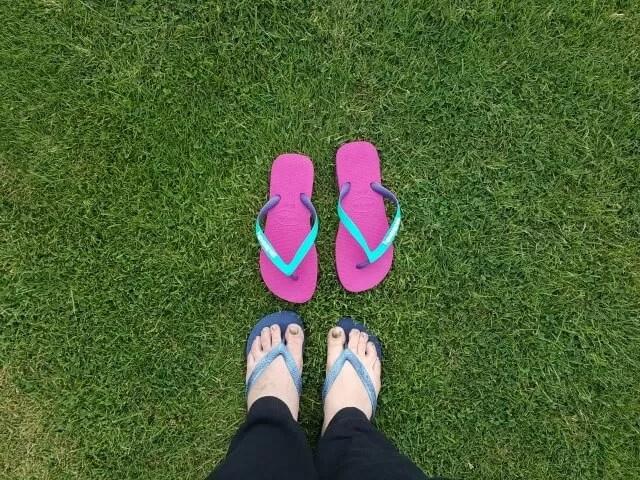 new havaianas flip flops