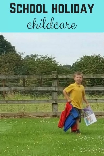 School holiday childcare options - Bubbablue and me