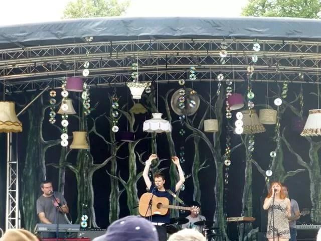 Songbird Stage at Cornbury