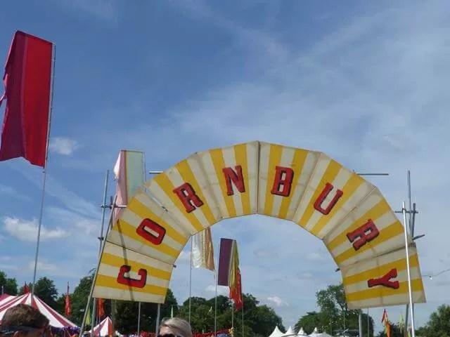 cornbury sign