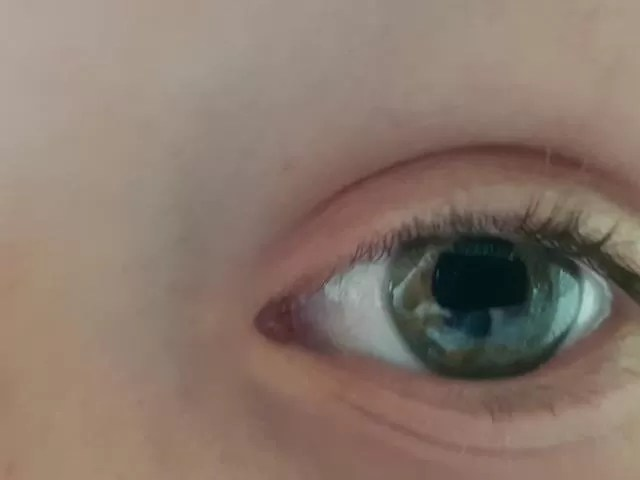 green eyed boy
