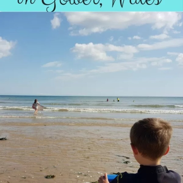 Welsh beaches – Three Cliffs Bay and Caswell Bay