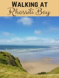 rhossili bay walk