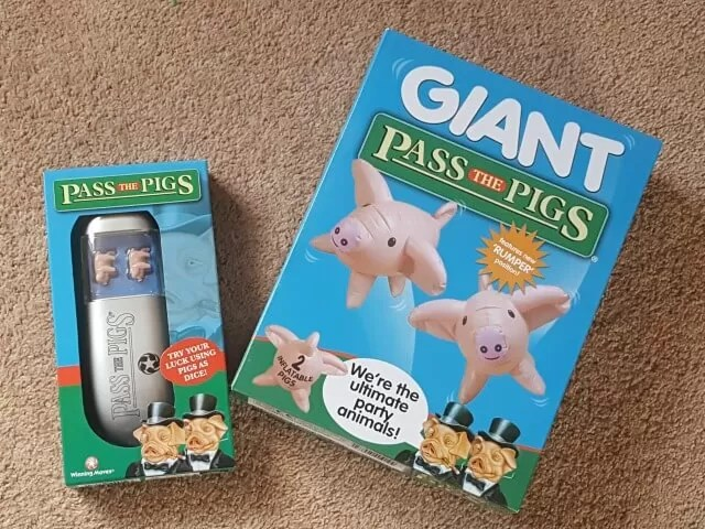 pass the pigs games