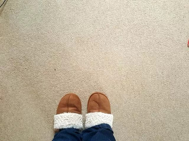 cold weather warm slippers