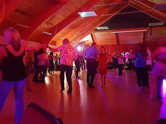 dancing in Buckingham