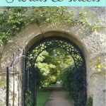 Oxford walks – Holywell and Botanic Gardens