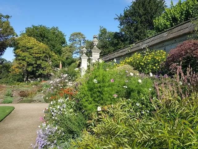 botanic gardens in oxford