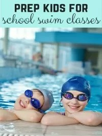 school swimming prep