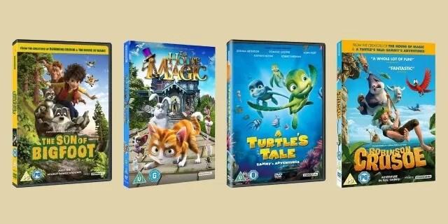 son of bigfoot dvd bundle