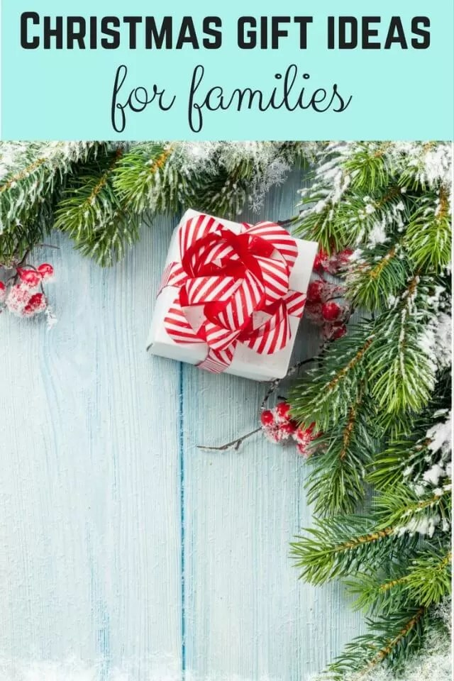 Family Christmas Gift Ideas.Family Christmas Gift Ideas For The Whole Family To Share