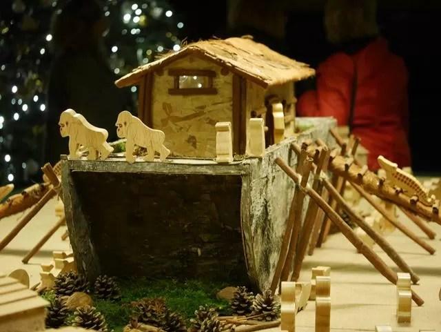 noahs ark decoration